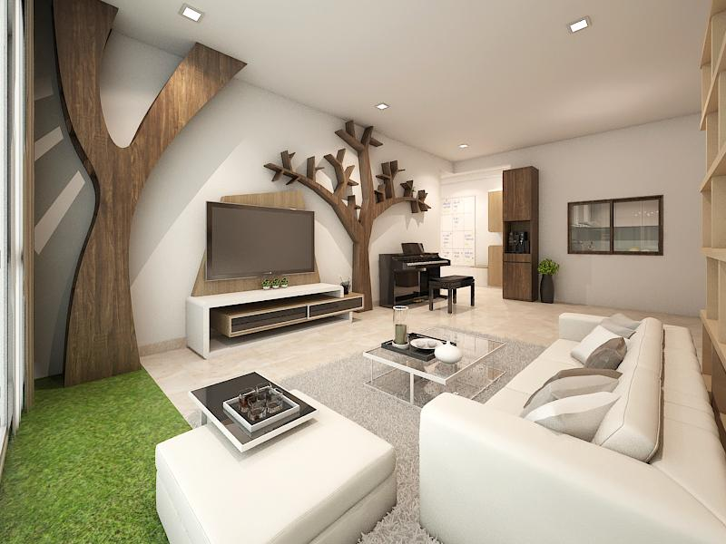 Interior Design And Decoration Budget Renovation Services