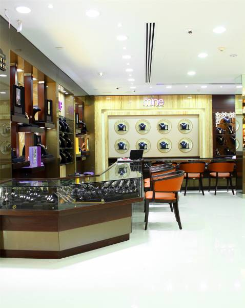 Interior Design Ideas And Decoration For Jewellery Shop