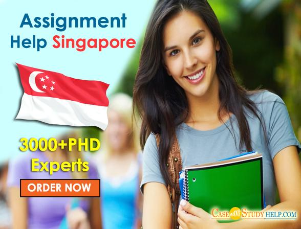 ASSIGNMENT HELP & WRITING SERVICE SINGAPORE