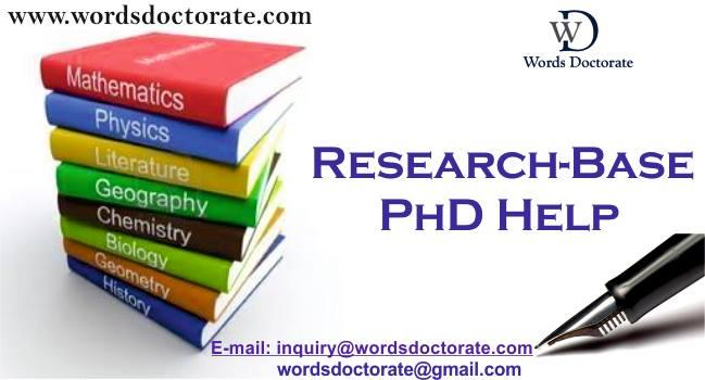 Thesis for phd holders in singapore