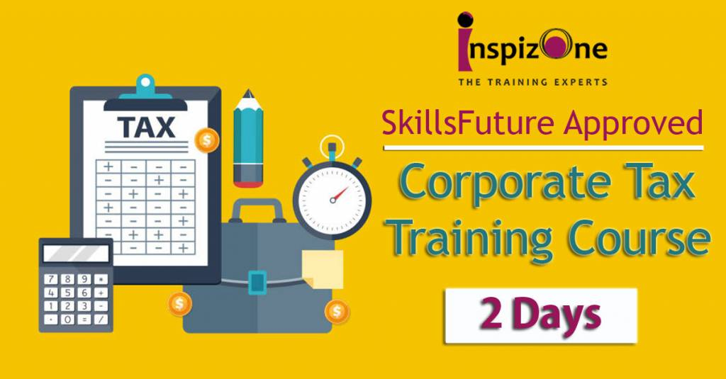 Join Corporate Tax Training Course singapore