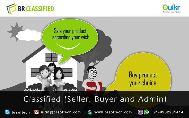 """ReadyMade Clone for """"Quikr /Olx Classified""""Application and"""