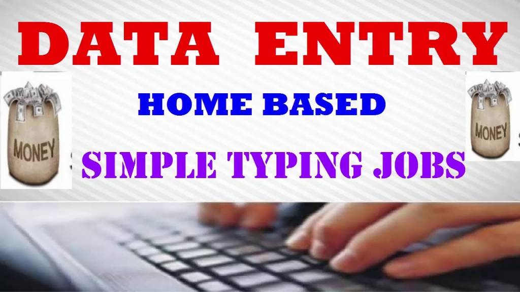 Data Entry Home Typist Singapore Classifieds