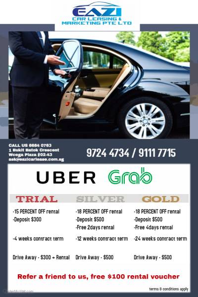 Uber And Leaseing A Car To Drive