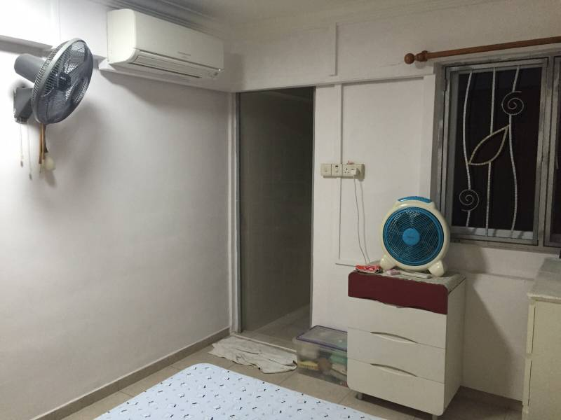 Blk 15 St George 39 S Rd Hdb Air Con Master Bedroom Rental No Agent Fees Singapore Classifieds
