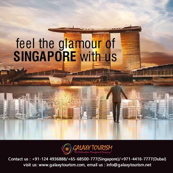 Galaxy Tourism: Best Singapore Destination Management