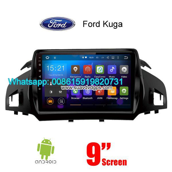 ford kuga car radio gps android wifi navigation camera driveaudio singapore classifieds. Black Bedroom Furniture Sets. Home Design Ideas