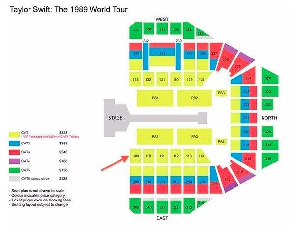 Taylor Swift 1989 Tour Singapore Tickets Taylor Swift Album