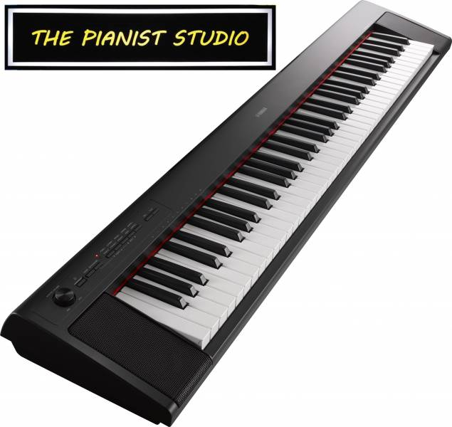 The pianist studio yamaha piaggero np 32 keyboard sale for Yamaha digital piano dealers