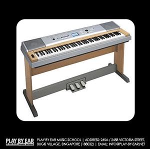 YAMAHA DGX 630 Digital Piano • Singapore Classifieds