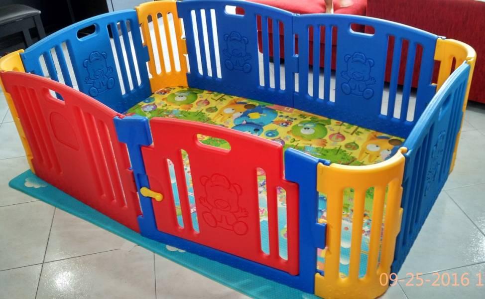 Wts Edu Play Baby Bear Zone Playard Singapore Classifieds