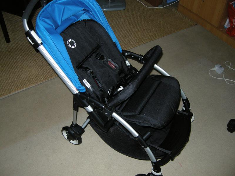 selling hardly used bugaboo bee plus with accessories. Black Bedroom Furniture Sets. Home Design Ideas