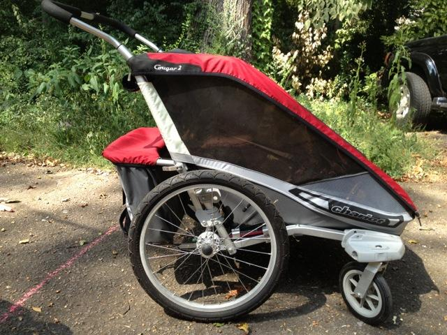 Chariot Bike Trailer Stroller Combo Singapore Classifieds