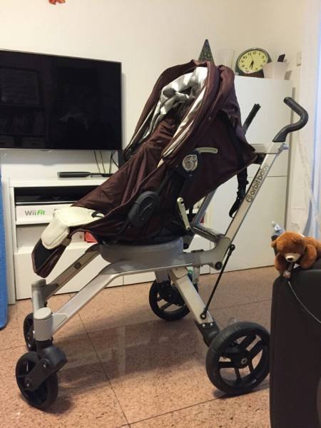 Orbit Baby G1 Stroller • Singapore Classifieds
