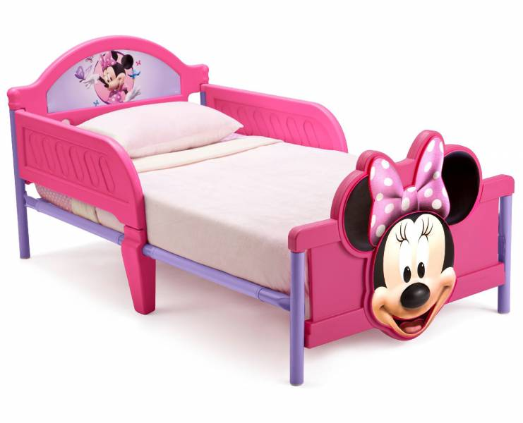 Minnie Mouse Toddler Bed O Singapore Classifieds