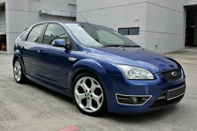 Ford Focus St 2 5m 5dr