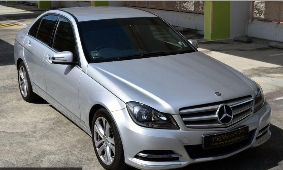 Mercedes benz c180 cgi singapore classifieds for Mercedes benz singapore