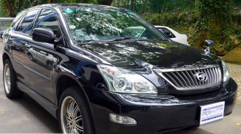 Toyota Harrier Accessories Singapore >> Toyota Harrier 2.4A • Singapore Classifieds