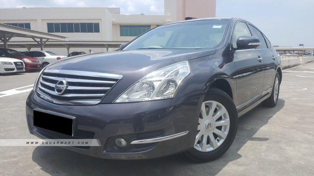 Nissan Teana 2.0A • Singapore Classifieds