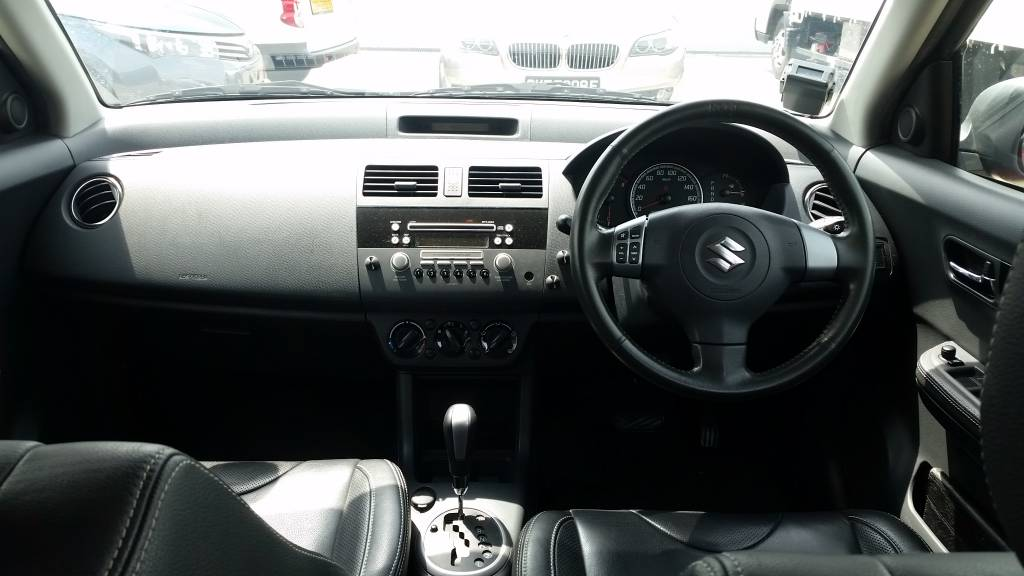 STARZLINE AUTO ~ JULY 2010 SUZUKI SWIFT 1.5A AGENT UNIT ...