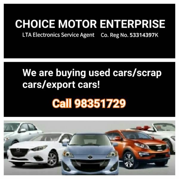 Email List Car Dealer Singapore