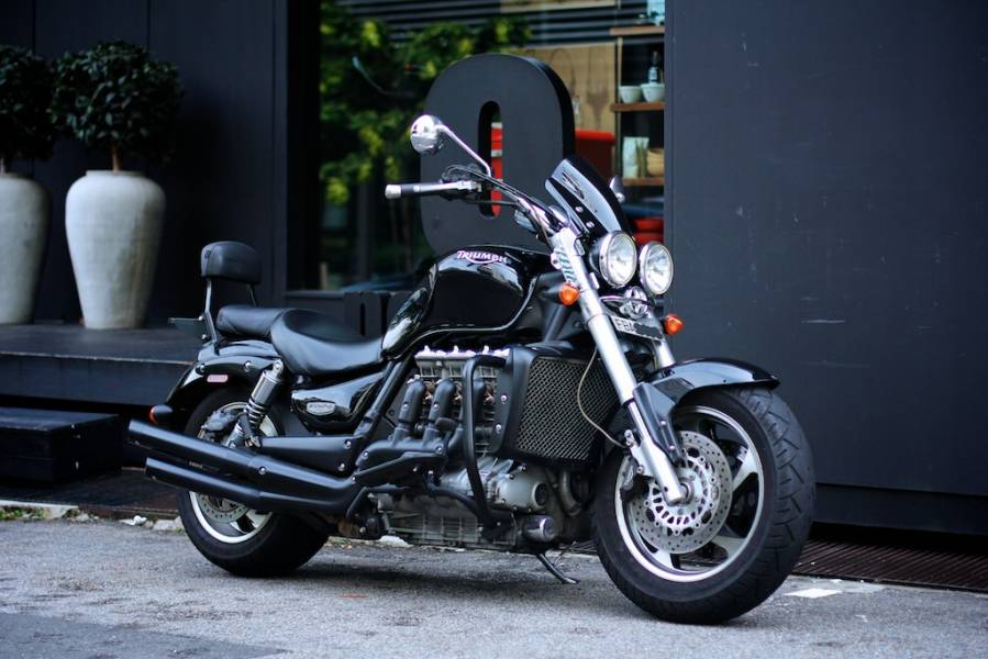 Perfect Condition Triumph Rocket III For Sale! • Singapore Classifieds