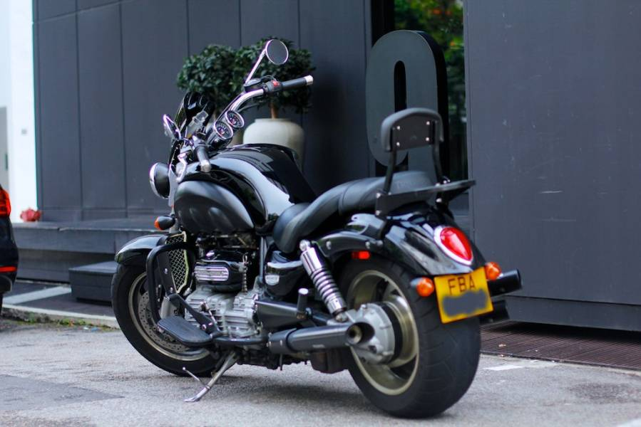 Perfect Condition Triumph Rocket Iii For Sale Singapore Classifieds
