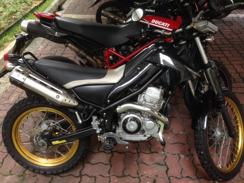 for sale yamaha tricker xg250 singapore classifieds