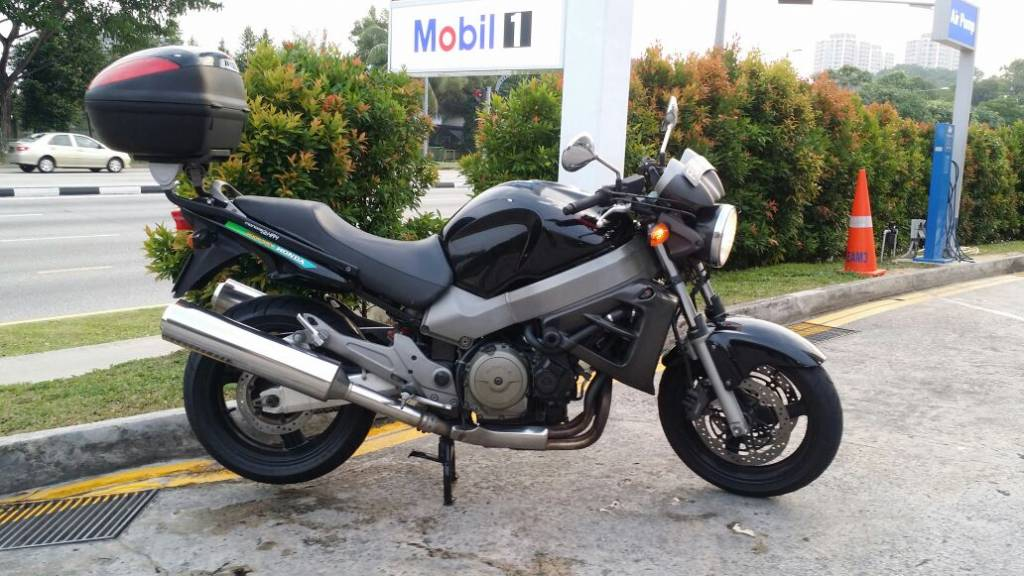 Excellent Honda Cb1100 X 11 Street Bike Coe Apr 2022 Singapore Classifieds
