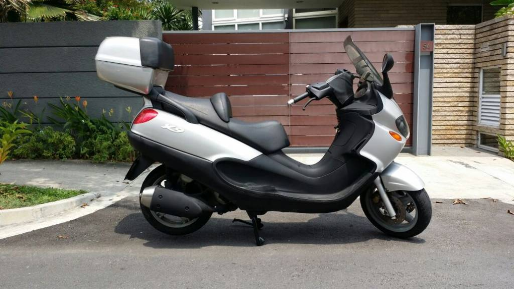 good condition piaggio x9 scooter for sale • singapore classifieds