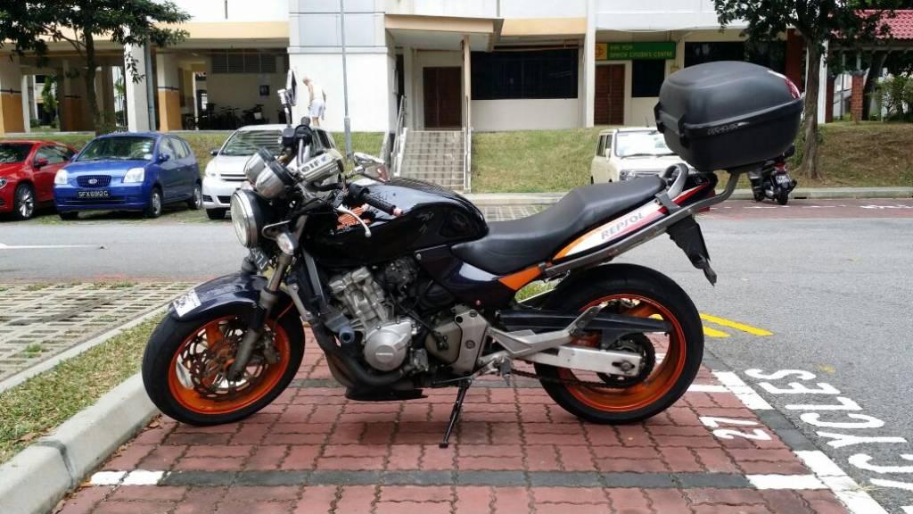 Honda CB600F Hornet - COE Jan 2019 (renewable) • Singapore Classifieds
