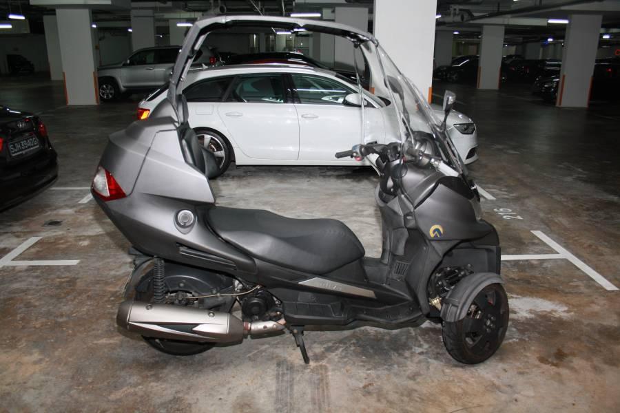 Urgent Adiva Ad3 200cc Motorbike With The Roof