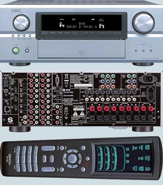 Denon Avr 3806 Amplifier Reciever Singapore Classifieds