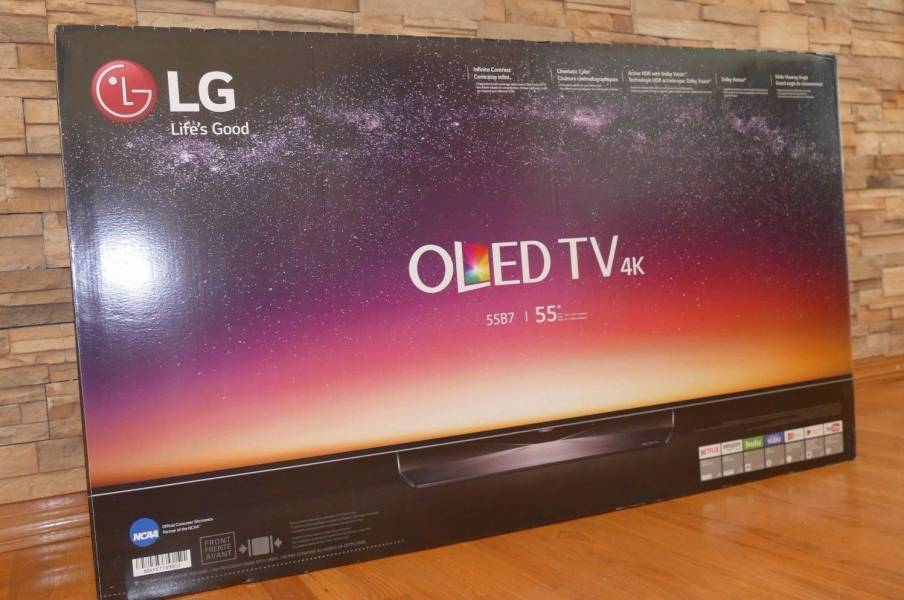 Lg Oled55b7 55 Inch Oled Smart Tv 2017 Singapore Classifieds