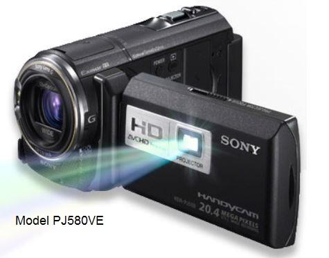 sony new camcorder model pj580ve • singapore classifieds