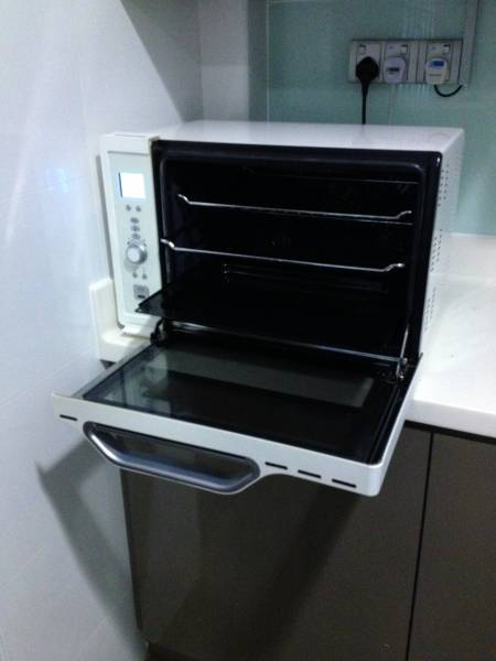 Countertop Oven Singapore : We are selling our Rowenta Gourmet Pro Steam countertop oven. Model ...