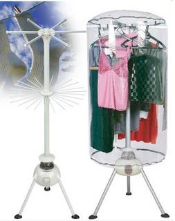 No Sun To Dry Your Clothes? Raining, Clothes Canu0027t Dry? Portable Indoor Laundry  Dryer Could Help You Dry Your Clothes Easily. Compact And Easy To Use.
