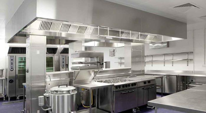High Quality Industrial Restaurant Kitchen Equipment For