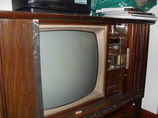 Antique Black White National Brand Tv For Sale Singapore Classifieds