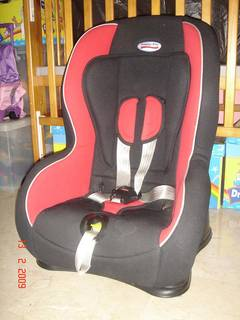 Used SAFETY FITS baby car seat • Singapore Clifieds