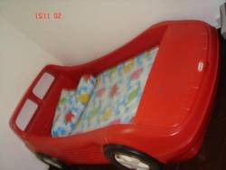 Little Tikes Red Ferrari Car Bed For Sale Singapore