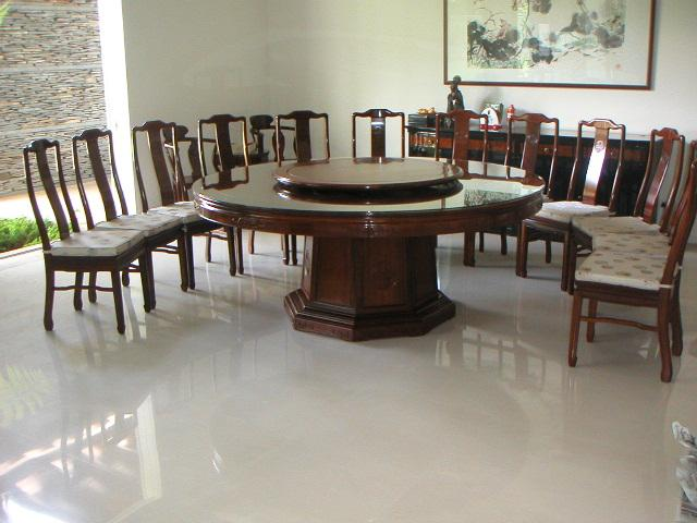 Rosewood Dining Table Set For 8 10 Seater Rectangular Round Available In Blackwood Black Ebony Red Chicken Wing