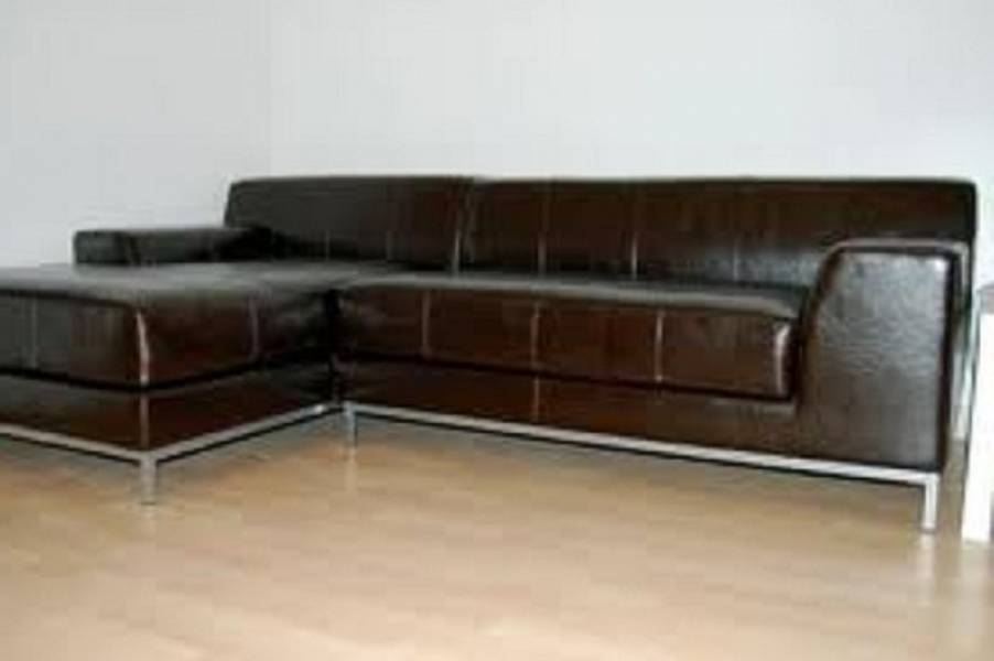 IKEA Kramfors L Sofa Leather Complete Set