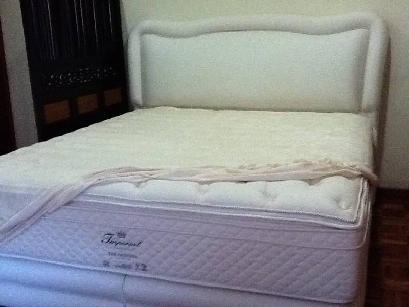 King Koil Mattress With The Bed Frame Amp Osim Umedic