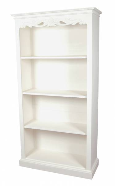 Clearance White French Furniture Country Bookcase Console Table Desk Telephone Stand Mirror