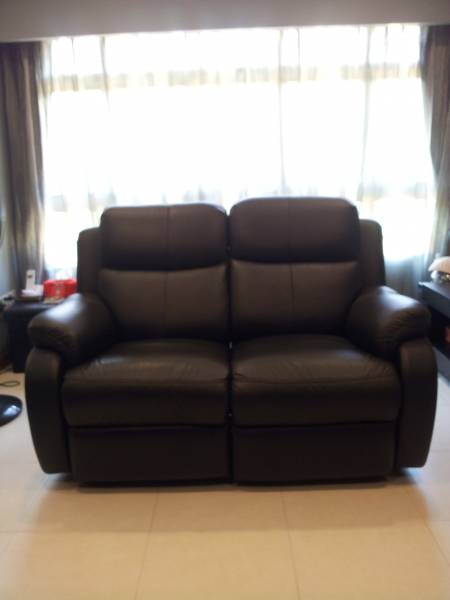 Seahorse Brand 2 Seater Recliner Singapore Classifieds