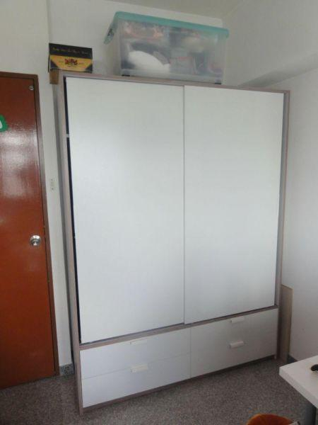 Ikea Trysil Spaceous Wardrobe Singapore Classifieds