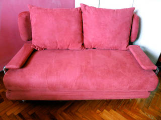 Used Hazel Sofa Bed Purchased From Aero Furnishing 699 Last Year In Good Condition Up For Making The Switch To Frame