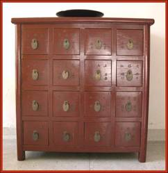Handsome Chinese Herb Cabinet • Singapore Classifieds