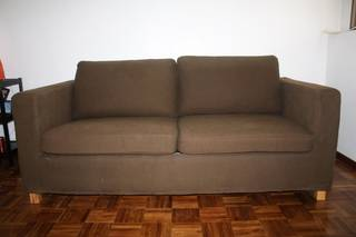 Sofa Bed Brown Singapore Classifieds